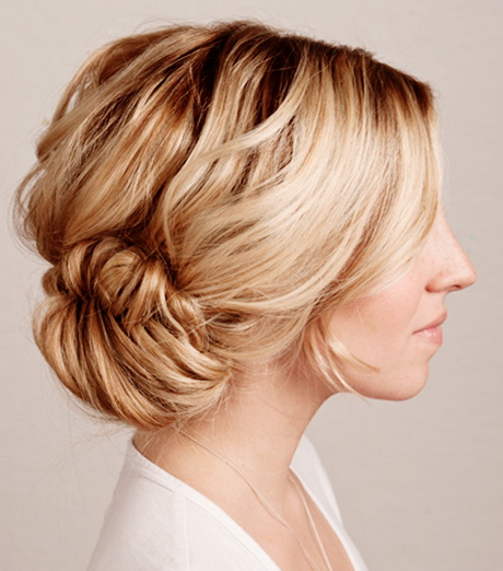 Put up hairstyles for long hair