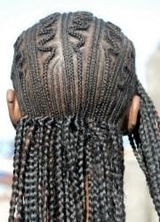scalp braids hairstyles
