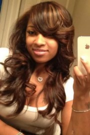 sew in hairstyles