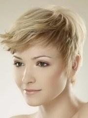 shaggy short haircuts women