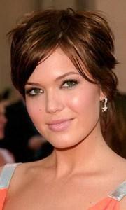short brown hairstyles women