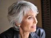 short gray hairstyles women