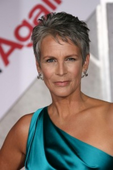 Short Hairstyles Women Over 70