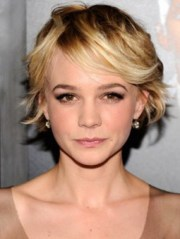 short hairstyles fine curly