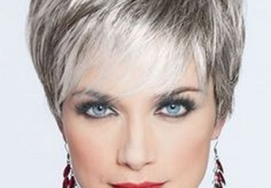 Silver Pixie Cut The Best Short Hairstyles For Women