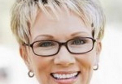Hairstyles For Older Women With Gray Hair Best