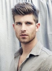 short hairstyles men 2015