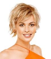 short layered hairstyles women