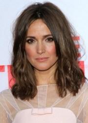 short medium hairstyles 2014