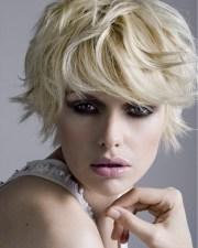 short shaggy hairstyles women