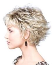 short shaggy layered haircuts