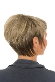 women haircuts with ears cut
