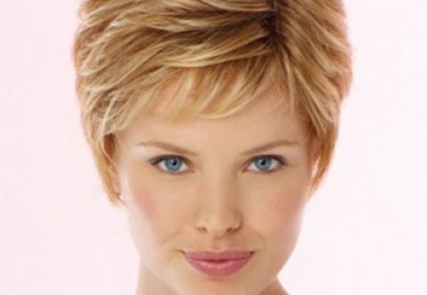 Short Textured Haircuts For Women Over 50