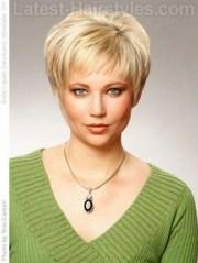 short textured hairstyles