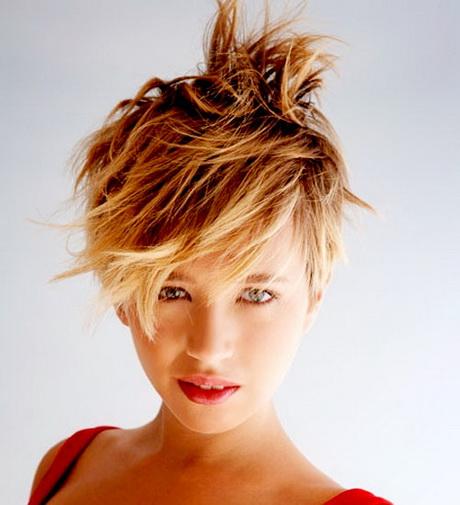 Shortish haircuts for women