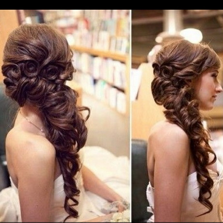 Luxury Side Hair Wedding Graphics | Best Glaze Implants Yummy Hair ...