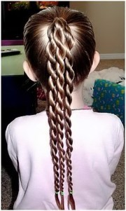 sporty hairstyles long hair