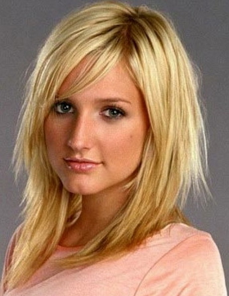 30 Straight Layered Hairstyles 2014 Hairstyles Ideas Walk The Falls