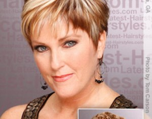 Super Short Hairstyles For Curly Hair