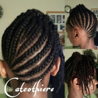 Teenage braided hairstyles