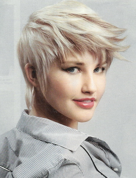 Textured Pixie Haircut
