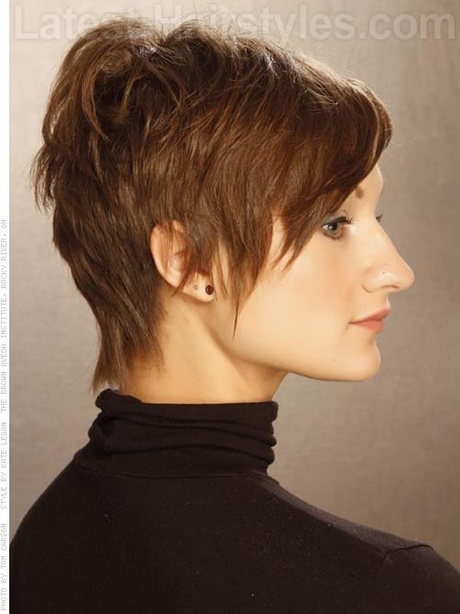 The Pixie Haircut
