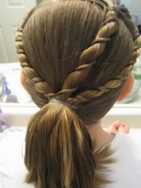 Unique braided hairstyles