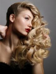 vintage curly hairstyles