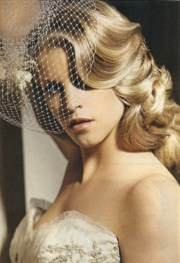 vintage wedding hairstyles