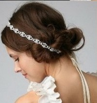 wedding hair bands wedding hair band