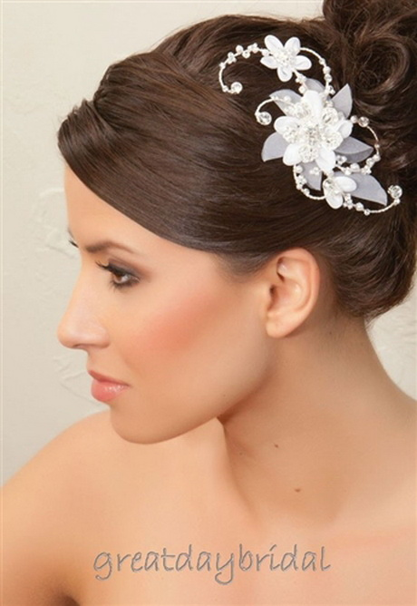 Wedding Hair Accessories Bridal Hair Flowers Hydrangea