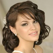 wedding hair mother of