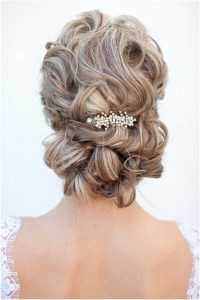 Wedding hair updos pictures