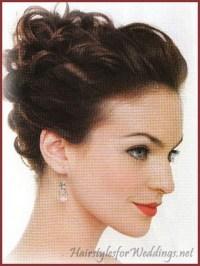 Bridesmaid Updo Hairstyles Medium Hair ...