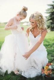 wedding veils with hair