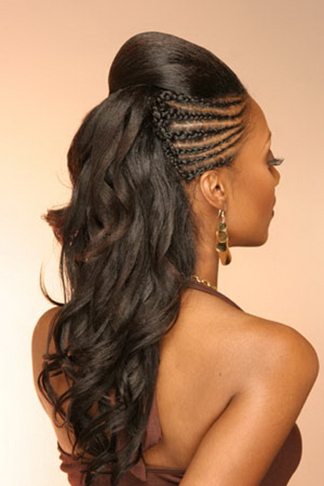 Wrap hairstyles for black women