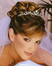 Latest wedding hair styles