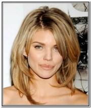 long layered medium hairstyles