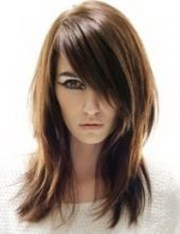 long razored layered haircuts