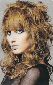 shaggy long layered hairstyles
