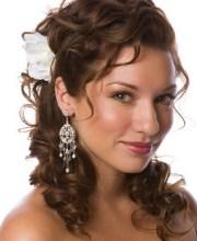 wedding hair ideas curly