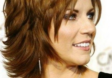 Short Hairstyles For Women With Fine Hair 2012