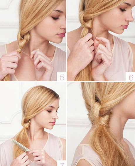 30 1 Minute Hairstyles Hairstyles Ideas Walk The Falls