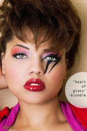 80s hairstyles and makeup