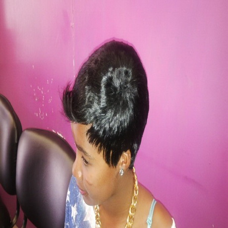 Afro b hairstyles
