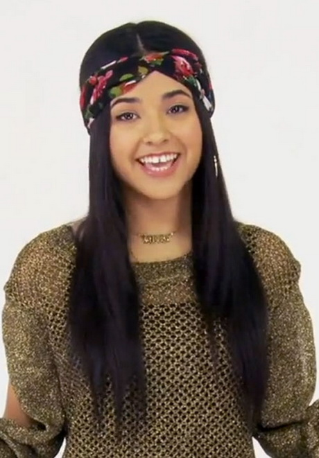 Becky G Hairstyles With Braids