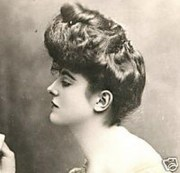 hairstyles 1900