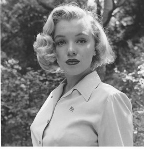 Hairstyles 1950s