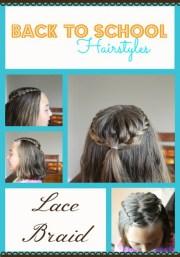 hairstyles school