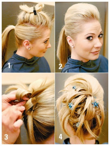 30 Easy Hairstyles To Do At Home Themseleves Hairstyles Ideas